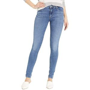 NWT 721 Levi's High Rise Skinny Women's Jeans